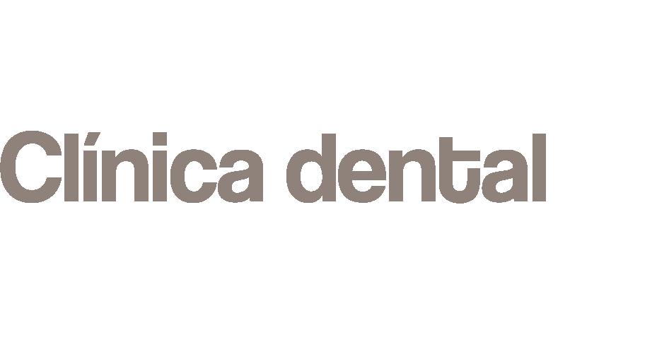 Clínica dental delgado en Palma